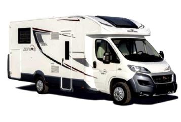 Wohnmobil mieten in Grömitz von privat | Fiat Happy-Mobil