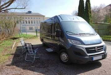 Wohnmobil mieten in Probstzella von privat | Fiat Greyhound