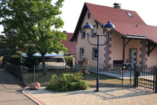 Wohnmobil mieten in Rötha von privat | Hobby DE LUXE EDITION