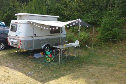 Wohnmobil mieten in Paderborn von privat   Hymer  Cara