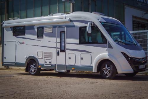 Wohnmobil mieten in Falkensee von privat | Fiat / Mobilvetta K-Yacht GönnDIR All In