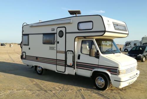 Wohnmobil mieten in Meyn von privat | Peugeot Snoopy-Mobil