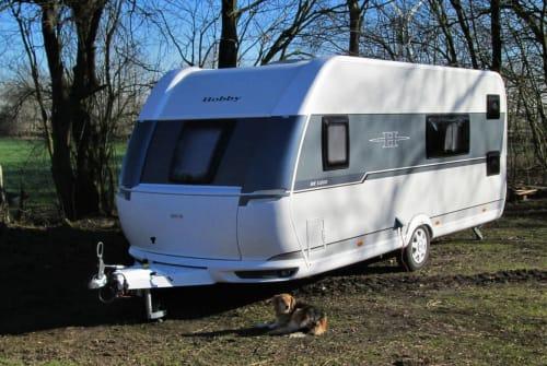 Wohnmobil mieten in Wanderup von privat | Hobby Henriette