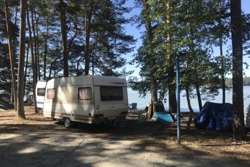 Wohnmobil mieten in Rötha von privat | Dehtleffs -* Campfire *-