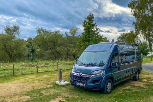 Wohnmobil mieten in Augsburg von privat | Globecar Fritz