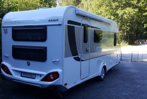 Wohnmobil mieten in Amberg von privat   Knaus Silverstar