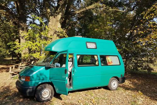 Wohnmobil mieten in Güstrow von privat   VW Hanni