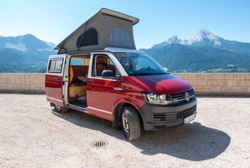 Wohnmobil mieten in Berchtesgaden von privat |  VW Rudi