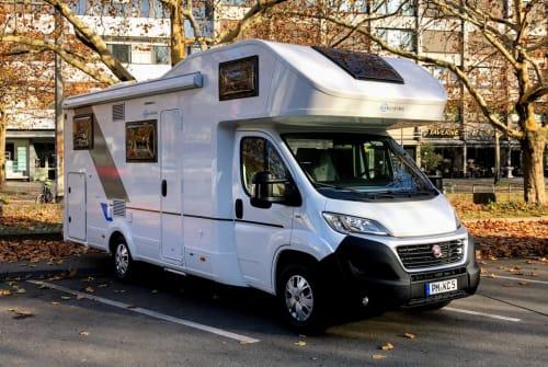 Wohnmobil mieten in Teltow von privat | SUN-LIVING Krümel Car