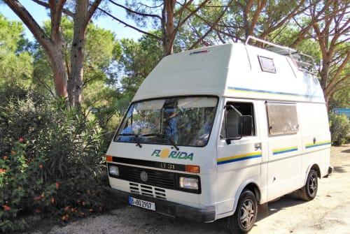 Wohnmobil mieten in Berlin von privat   VW Florida LT 31 FLORIDA