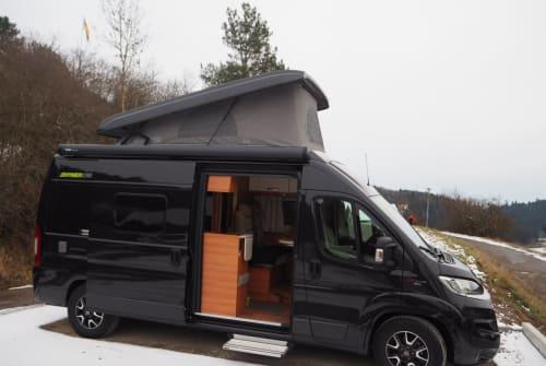 Wohnmobil mieten in Zimmern ob Rottweil von privat   Hymer  Zischmobil III