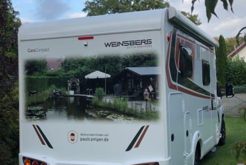 Wohnmobil mieten in Wardow von privat | Weinsberg  Manni