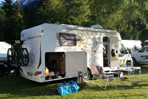 Wohnmobil mieten in Bad Reichenhall von privat   Fiat Ducato Carado Streety