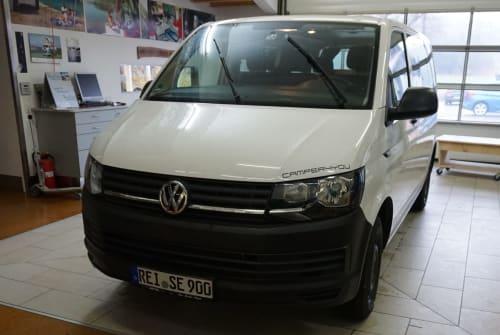 Wohnmobil mieten in Bad Reichenhall von privat   VW Bully 2