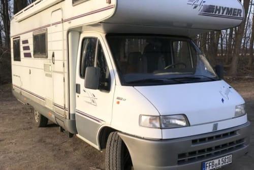 Wohnmobil mieten in Eichenau von privat   Fiat Karl