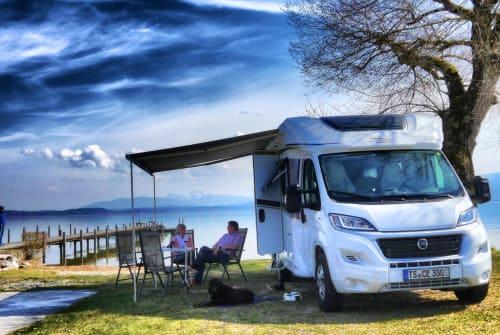 Wohnmobil mieten in Ruhpolding von privat   Carado SunCa T 348