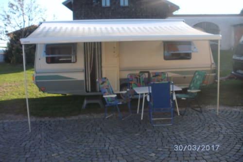 Wohnmobil mieten in Palling von privat   Fendt Michael