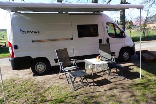 Wohnmobil mieten in Uchte von privat   Clever, Citroen Hoysi
