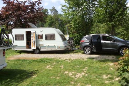 Wohnmobil mieten in Herbolzheim von privat | Knaus Tabbert Breisgauholiday