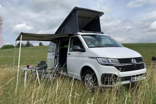 Wohnmobil mieten in Leinefelde-Worbis von privat   VW Muh Hirsch