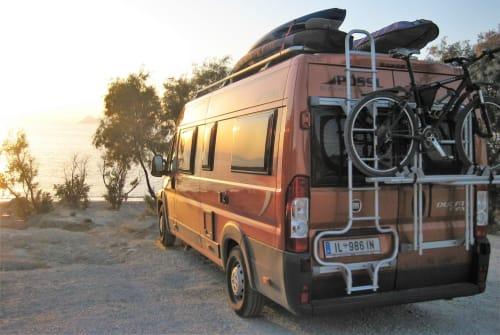 Wohnmobil mieten in Wattens von privat   Pössl Curiosity