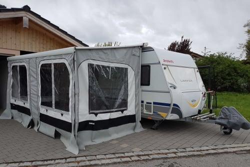 Wohnmobil mieten in Raubling von privat   Dethleffs Familienkutsche