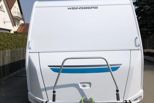 Wohnmobil mieten in Kleinaitingen von privat | Weinsberger  Smart für 5
