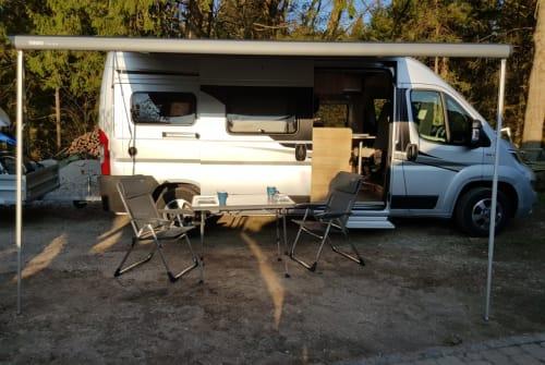 Wohnmobil mieten in Kirchanschöring von privat   Knaus Womi