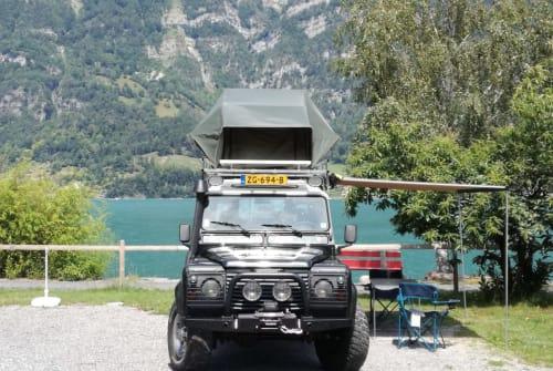 Wohnmobil mieten in Kamerik von privat | Land Rover Defender 110