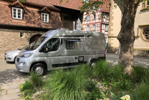 Wohnmobil mieten in Mosbach von privat   Pössl Roadcar 540 TOM