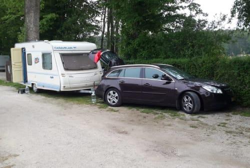 Wohnmobil mieten in Terwispel von privat   Caravelair Caravelair