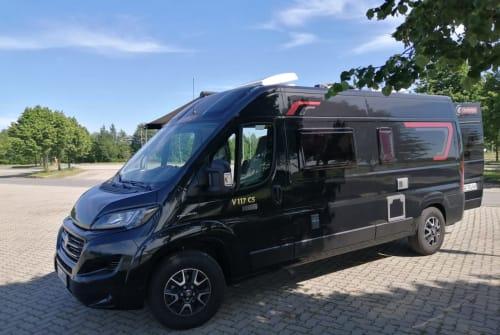 Wohnmobil mieten in Krauschwitz von privat | Challenger  Uschi