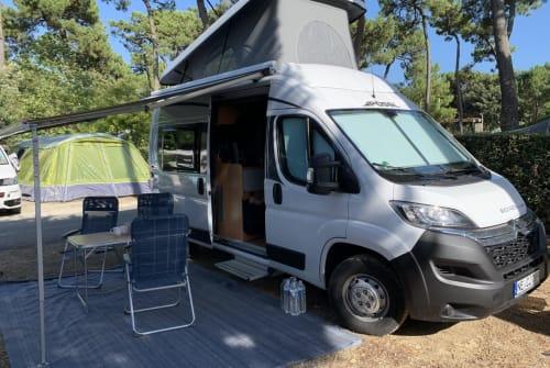 Wohnmobil mieten in Dormagen von privat   Pössl Pösseliese