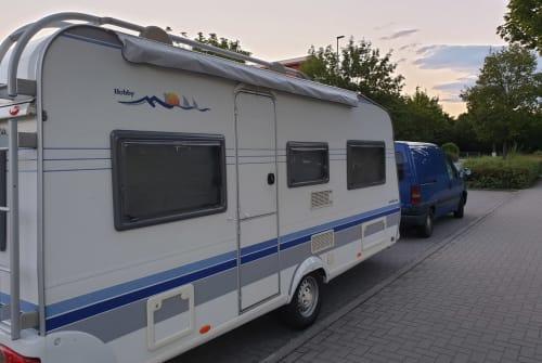 Wohnmobil mieten in Friedberg von privat | Hobby 495 UL Hobby