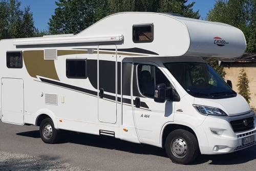 Wohnmobil mieten in Bischofswerda von privat | Carado Carado A464