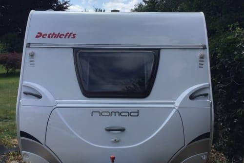 Wohnmobil mieten in Wegberg von privat   Dethleffs Luxus Camper