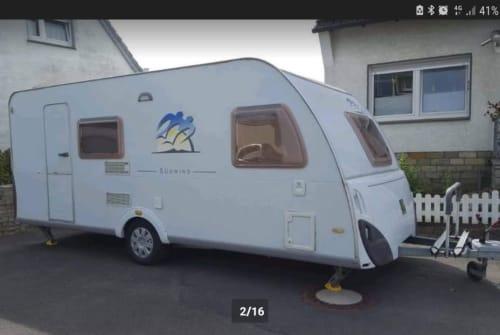 Wohnmobil mieten in Meitingen von privat | Knaus Stony