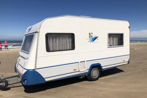 Wohnmobil mieten in Schnaitsee von privat   Knaus Wohnwagen