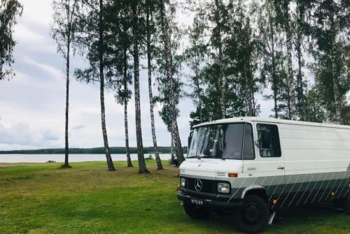 Wohnmobil mieten in Stokkum von privat   Mercedes-Benz  Mercedes camper