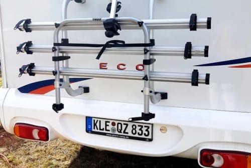 Wohnmobil mieten in Uedem von privat   Ahorn Traumauto