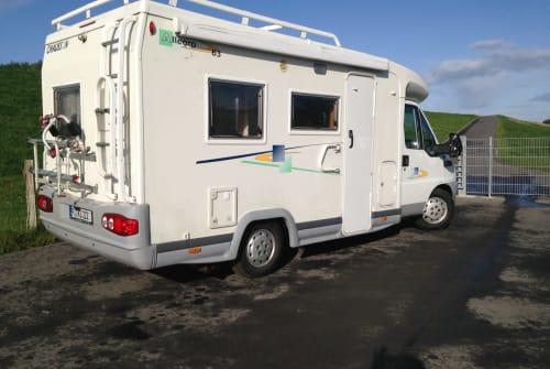 Wohnmobil mieten in Dahlenburg von privat   Chausson Träumer
