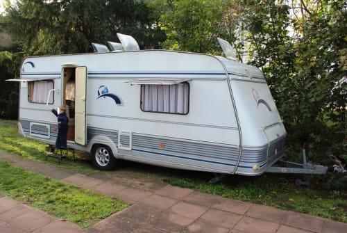 Wohnmobil mieten in Wartenberg von privat | TEC Weltbummler