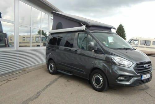 Wohnmobil mieten in München von privat | Ford Davino