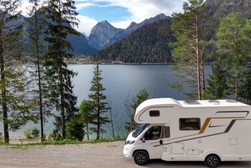 Wohnmobil mieten in Gröbenzell von privat   Eura Mobil Familienmobil