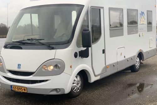 Wohnmobil mieten in Zaandam von privat | Knaus Sunliner PrachtigeCamper