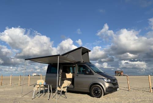 Wohnmobil mieten in Hamburg von privat | VW Eule