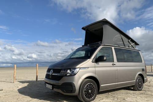 Wohnmobil mieten in Hamburg von privat | VW Isebek