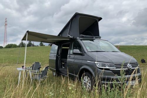 Wohnmobil mieten in Hamburg von privat   VW Barranco