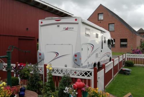 Wohnmobil mieten in Ahlerstedt von privat | Frankia Horst Claußen