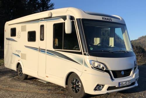 Wohnmobil mieten in Wolfach von privat   Knaus Wolke